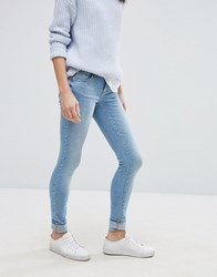 Vero Moda Skinny Jeans Light Blue