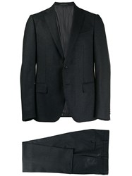 Caruso Classic Two Piece Suit Grey
