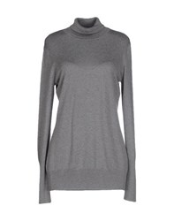 Snobby Sheep Knitwear Turtlenecks Women Grey