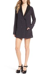 For Love And Lemons Women's Bianca Blazer Dress
