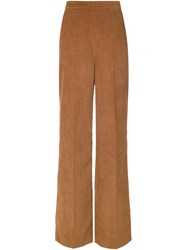 Andrea Marques Wide Leg Corduroy Trousers Unavailable