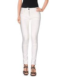 Messagerie Jeans White