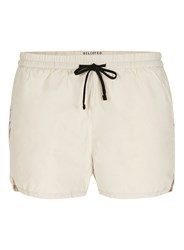 Selected Brown Homme Stone Swim Shorts