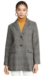 Cupcakes And Cashmere Lille Blazer Black