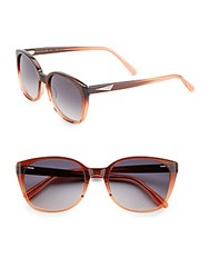 Prism 54Mm Tokyo Cat's Eye Sunglasses Nude