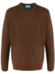 Acne Studios Two Tone Knitted Jumper 60