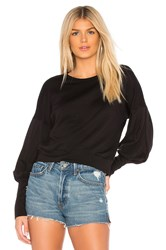 Bailey 44 Siberian Superluxe Fleece Sweatshirt Black
