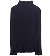 The Row Dita Virgin Wool Sweater Blue