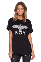 Boy London Eagle Boy Tee Black