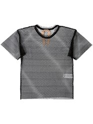 N 21 No21 Mesh T Shirt Black