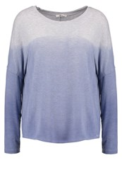 Ltb Fokose Long Sleeved Top Blue Degrade