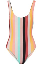 Solid And Striped The Anne Marie Swimsuit Bubblegum