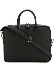 Bally 'Nikkos' Briefcase Black