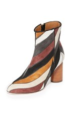 Jerome Dreyfuss Patricia Booties Chevron