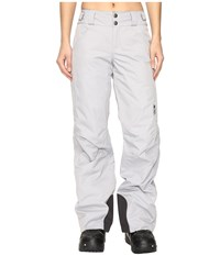 Mountain Hardwear Returnia Insulated Pants Steam Women's Casual Pants Gray