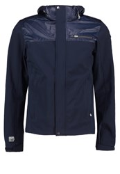 Icepeak Loc Soft Shell Jacket Dunkelblau Dark Blue