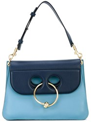 J.W.Anderson Small 'Pierce' Tote Blue