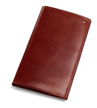 Aspinal Of London Leather Breast Wallet Cognac