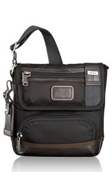 Tumi Men's 'Alpha Bravo Barstow' Crossbody Bag