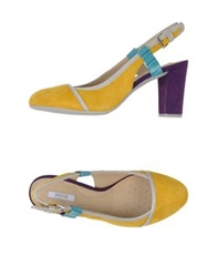 Geox Pumps Yellow