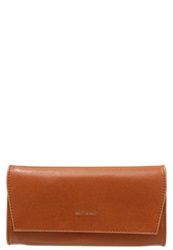 Matt And Nat Vera Wallet Chili Cognac