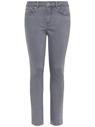 Jaeger Mid Rise Skinny Jeans Grey