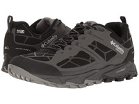 Columbia Trans Alps Ii Outdry Dark Grey Black Men's Running Shoes Gray