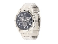 Citizen Bl5470 57L Eco Drive Stainless Steel Perpetual Calendar Chronograph Watch Silver Tone Stainless Steel Chronograph Watches Bronze