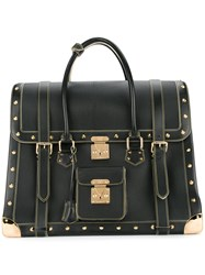 Louis Vuitton Vintage Extra Vangen Suhari Bag Black