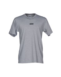 Undefeated T Shirts Light Grey