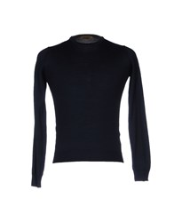 Eredi Del Duca Sweaters Dark Blue