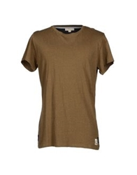 Suit T Shirts Military Green