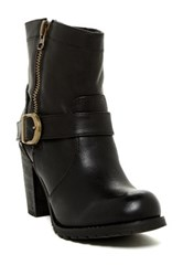 Modern Rebel Colomba Bootie Black