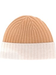 N.Peal Ribbed Knit Hat 60