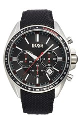 Boss Men's Hugo 'Driver Sport' Chronograph Watch 47Mm
