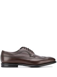 Church's Classic Lace Up Brogues Brown