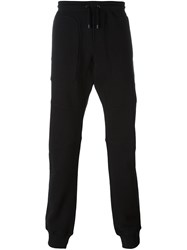 Belstaff Tapered Track Pants Black