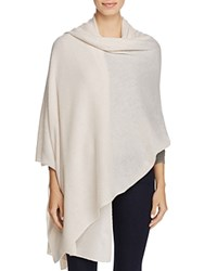 Bloomingdale's C By Cashmere Wrap 100 Exclusive Snow