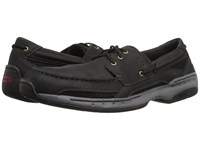 Dunham Captain Black Men's Slip On Shoes