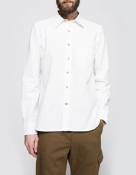 Rogue Territory Traveler Shirt White