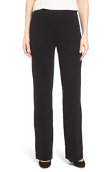 Boss Women's Falali Wool Flare Leg Trousers