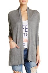 Billabong Outside The Lines Cardigan Gray