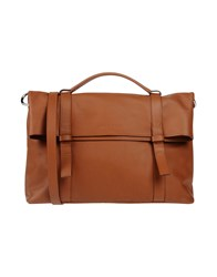 Orciani Handbags Brown