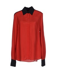 Jonathan Saunders Shirts Red