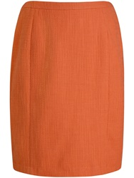 Seasalt Bunker Lined Skirt Flame