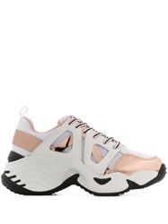 Emporio Armani Metallizzata Low Top Sneakers 60