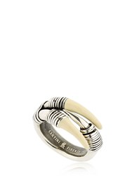 Cantini Mc Firenze Artigli Sterling Silver Ring