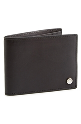 Rag And Bone Leather Bifold Wallet Black