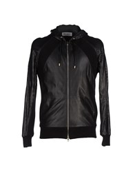 Umit Benan Coats And Jackets Jackets Men Black