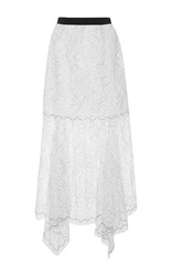 Alice Mccall Confessions Skirt White